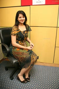 Saloni at Big FM