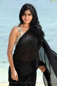 Samantha in Saree Photos