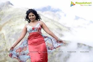 Anjali in Settai