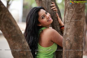 Naveena Jackson Photo Shoot