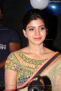 Samantha at Asian Cinemas