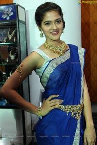 Simran Choudhary Vasundhara Jewellery Exhibition