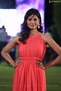 Supriya Shailaja in Sleeveless Dress