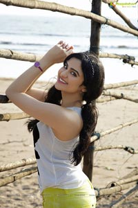Adah Sharma Beach Pics