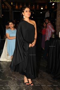 Raashi Khanna in Black Dress