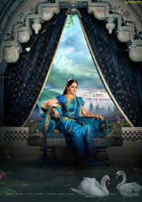 Anushka Shetty Baahubali 2