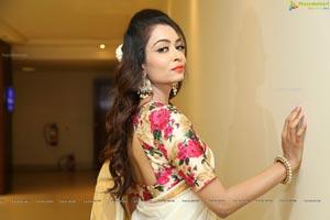 Rraxshmi Tthakur at Trendz Exhibition Inaguration