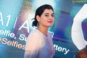 Archana Sastry at Gionee A1 Selfiestaan Launch