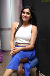 Sai Akshatha at Hi-Life Exhibition