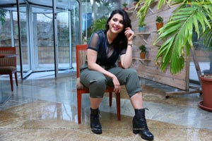 Mannara Chopra Mumbai Actress