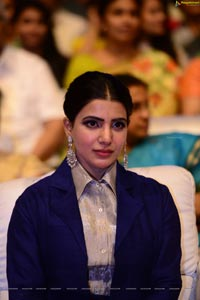 Samantha Mahanati Music Launch