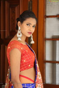 Dibyani Photo Gallery at Silk India 2018 Curtain Raiser