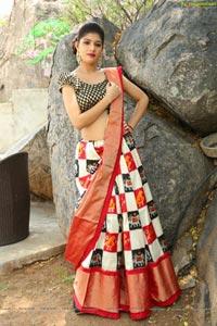 Prateeksha Photo Gallery at Silk India 2018 Curtain Raiser