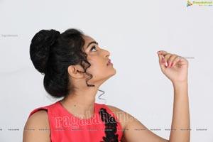 Heena Rai Pink Crop Top and Skirt