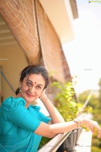 Aishwarya Arjun Latest Photoshoot Stills
