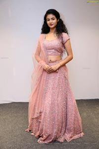 Aksha Kotapati Showcases Mebaz's Wedding Collection