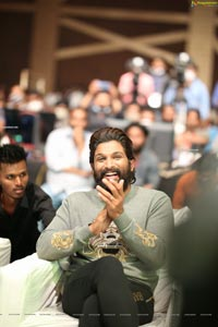 Allu Arjun at Pushpa First Meet
