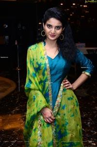 Ananya Nagalla at Ugadi Special Vakeel Saab Interview