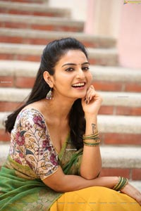 Ananya Nagalla at Vakeel Saab Movie Interview
