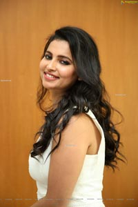 Anicka Vikhraman at First Time 01-01-01 Movie Opening