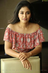 Anjali at Vakeel Saab Movie Interview