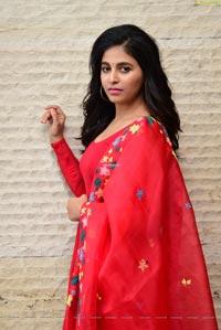 Anjali at Ugadi Special Vakeel Saab Success Interview