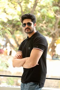 Aravind Krishna at Shukra Movie Press Meet