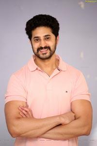 Aravind Krishna at Shukra Movie Vote Of Thanks Meet