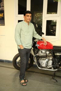 Dil Raju at Vakeel Saab Movie Interview