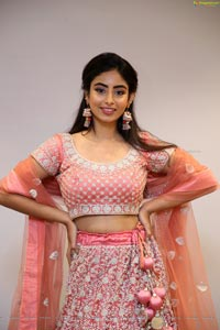 Honey Chowdary Showcases a Wedding Collection by Mebaz