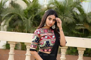 Model Honey Chowdary Gorgeous Stills