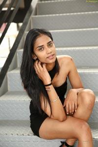 Kaumudhi Ratnam in Latest Photoshoot Stills