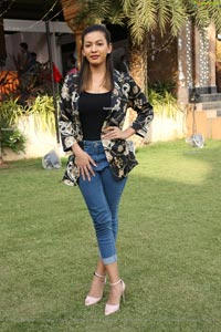Kavita Mahatho at SBK Expo Launch