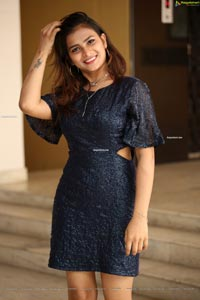 Kiya Reddy at Mr Lonely Movie Song Launch