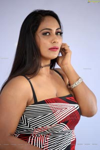 Meghana Chowdary at B.Com Lo Physics Movie Press Meet