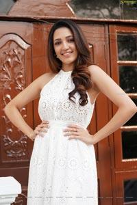 Neha Shetty at Gully Rowdy Movie Teaser Launch