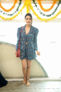 Payal Rajput at Neha Sri Creations Film Opening