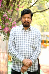 Posani Krishna Murali at Pudingi Movie Pooja Ceremony