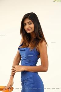 Preksha Kavya Stunning Stills