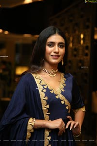 Priya Prakash Varrier at Ishq Movie Pre-Release Event