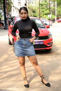 Rittika Chakraborthy at Right Cars