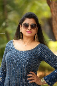 Sahitya Vinjamuri at Papa Chalo Hyderabad Song Launch