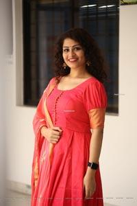 Sai Keerthana Swargam at Street Light Movie Trailer Launch