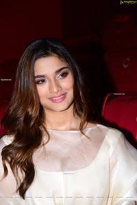 Saiee M Majrekar at Major Movie Press Meet