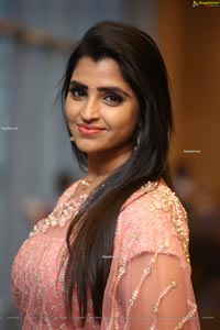 Shyamala at Ishq Pre-Release Event