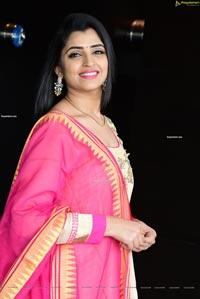 Shyamala at Major Movie Press Meet