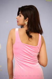Srijita Ghosh at Shukra Movie Vote Of Thanks Meet