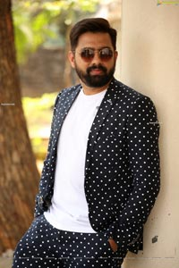 Srikanth Sandugu at Papa Chalo Hyderabad Song Launch