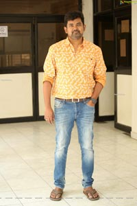 Suku Purvaj at Shukra Movie Interview