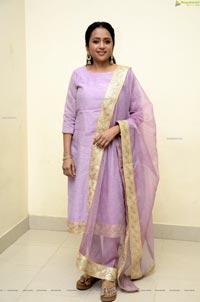 Suma Kanakala at Vakeel Saab Movie Pre-Release Event